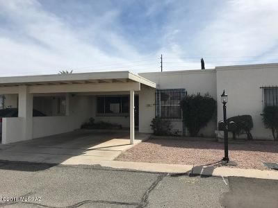 Townhouse For Sale: 8948 E Palms Park Drive