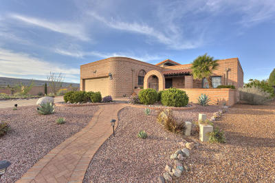 Green Valley Single Family Home For Sale: 3378 Calle Del Albano