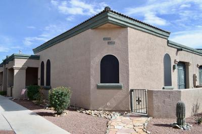 Tucson Townhouse For Sale: 3265 S Treasure Cove Place