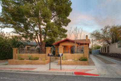 Single Family Home Active Contingent: 2023 E Hawthorne Street