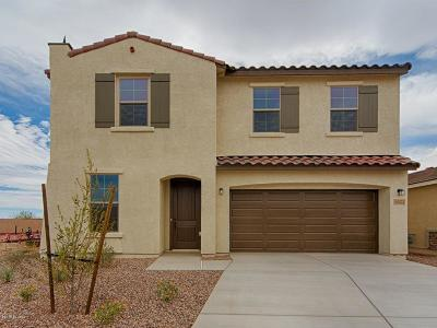 Single Family Home For Sale: 6522 E Via Jardin Verde