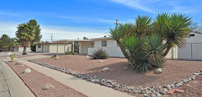 Tucson Single Family Home Active Contingent: 502 N Sarnoff Drive