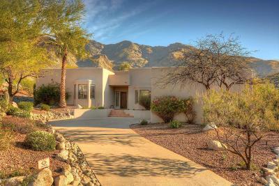 Tucson Single Family Home For Sale: 5801 E Placita Rocosa
