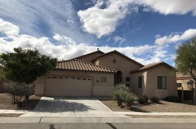 Tucson Single Family Home Active Contingent: 7484 S Summer Grove Drive