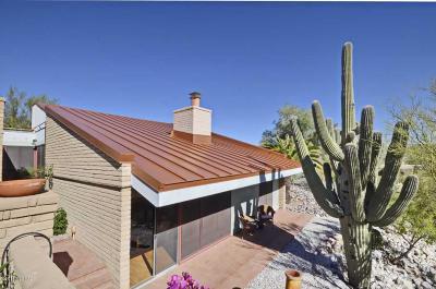 Tucson Single Family Home Active Contingent: 5731 N Via Lozana