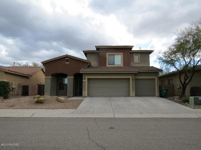 Tucson Single Family Home For Sale: 7173 W Dimming Star Drive