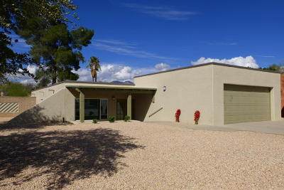Tucson Single Family Home For Sale: 1309 E Spring Street