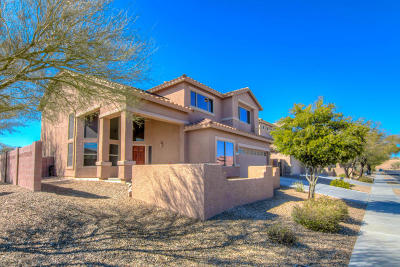 Oro Valley Single Family Home For Sale: 11871 N Cantata Drive