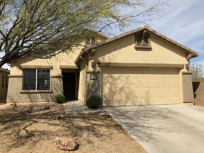 Tucson Single Family Home For Sale: 10361 E Yew Place