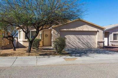 Tucson Single Family Home For Sale: 3531 W Courtney Crossing Lane