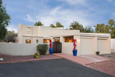 Tucson Single Family Home For Sale: 3201 N Riverbend Circle E