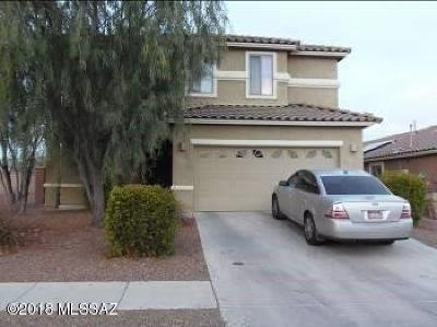 Sahuarita AZ Single Family Home Active Contingent: $234,900
