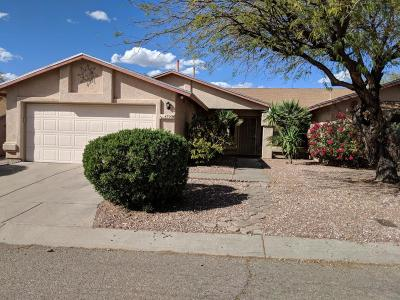Tucson Single Family Home For Sale: 4700 W Bayberry Street