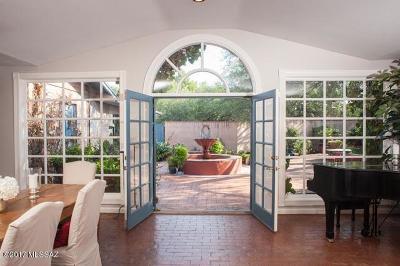 Tucson Single Family Home For Sale: 6501 E Santa Elena