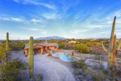 Tucson Single Family Home For Sale: 4750 N Tortolita Road