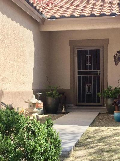 Tucson Single Family Home For Sale: 10226 N Nine Iron Drive