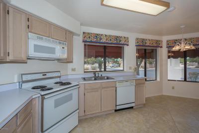 Tucson Single Family Home Active Contingent: 300 E Fieldcrest Lane