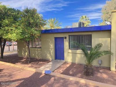 Tucson Condo For Sale: 350 N Silverbell Road #126