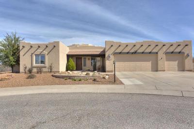 Green Valley Single Family Home For Sale: 639 S Placita Del Desierto