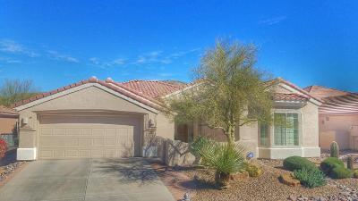 Marana Single Family Home Active Contingent: 5056 W Desert Poppy Lane