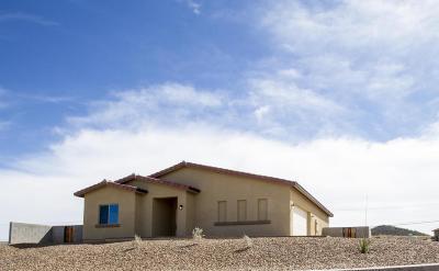 Tucson Single Family Home For Sale: 3025 W Mariah Joy Place