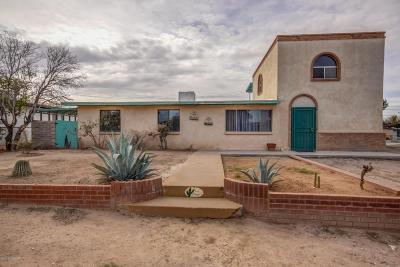 Pima County Single Family Home For Sale: 917 W Ohio Street