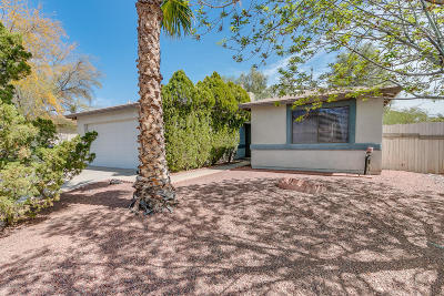 Tucson Single Family Home For Sale: 5950 N Edenbrook Lane