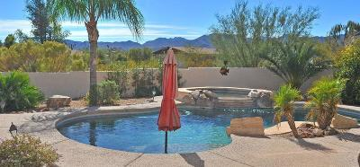 Tucson Single Family Home For Sale: 3805 W Sweet Place