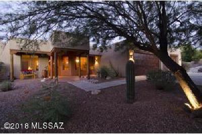 Tucson Single Family Home For Sale: 812 N Arizona Estates