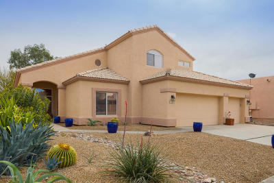 Tucson Single Family Home For Sale: 1784 N Spanish Moss Avenue