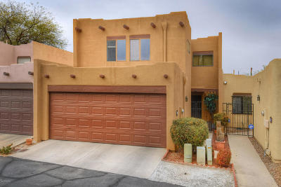 Tucson Townhouse For Sale: 3330 E Popinac Loop