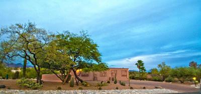 Tucson Single Family Home For Sale: 4740 N Paseo Aquimuri