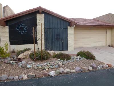 Tucson Townhouse For Sale: 5716 N Camino De Las Estrellas