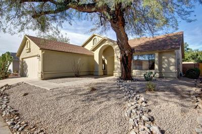 Tucson Single Family Home For Sale: 2660 W Camino Llano