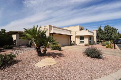 Tucson Townhouse For Sale: 8001 N Casas Placita