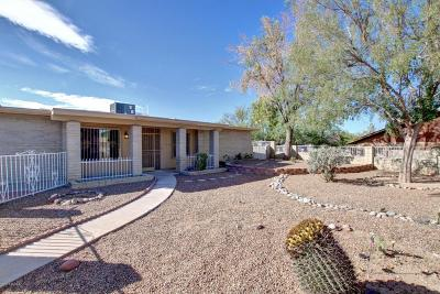 Tucson Single Family Home For Sale: 3481 W Tophoy Place