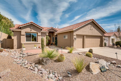 Single Family Home For Sale: 37429 S Desert Star Drive