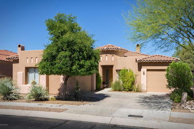 Tucson Single Family Home For Sale: 6153 N Via Jaspeada