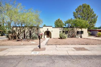 Tucson Single Family Home For Sale: 1505 S Brown Avenue