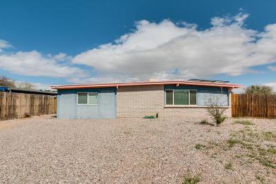 Single Family Home For Sale: 6991 E Brooks Drive