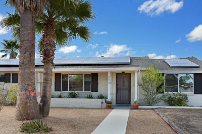 Tucson Single Family Home For Sale: 239 N Bentley Avenue