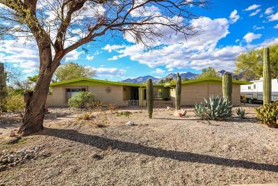 Tucson Single Family Home For Sale: 9655 E Wasatch Place