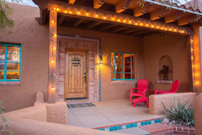 Tucson Single Family Home For Sale: 2850 E Lee Street