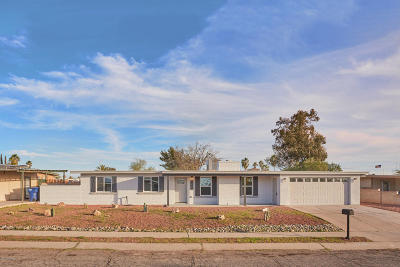 Tucson Single Family Home For Sale: 7220 E 45th Street