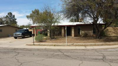 Tucson Single Family Home For Sale: 2350 W Placita De Ramo