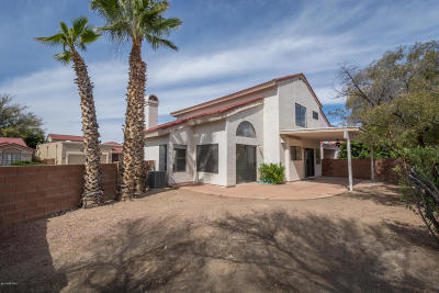 Tucson Single Family Home For Sale: 631 W Kidd Place