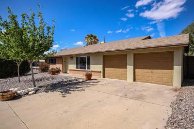 Tucson Single Family Home For Sale: 8501 E Lee Place