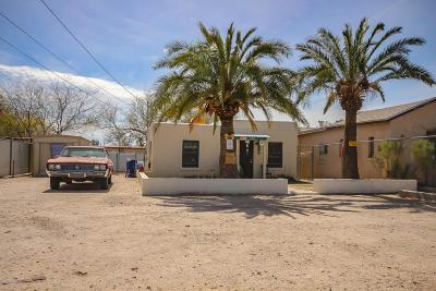 Pima County Single Family Home For Sale: 420 E Ajo Way