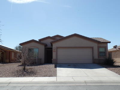 Marana Single Family Home Active Contingent: 11061 W Golden Willow Drive