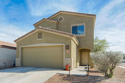 Sahuarita Single Family Home For Sale: 98 E Calle Puente Azul
